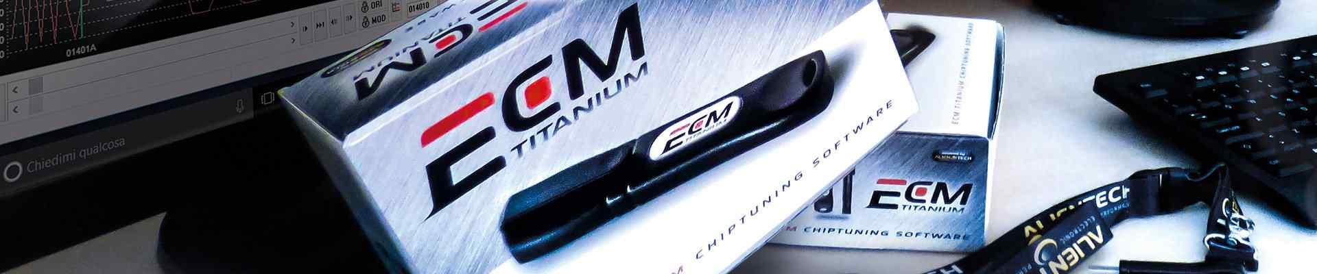 Rimappatura centralina bergamo ecm titanium