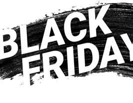 Black Friday! - 10%