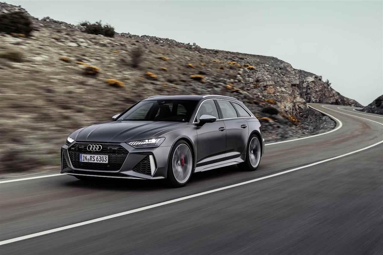 RIMAPPATURA CENTRALINA Audi Rs6 4.0 tfsi 600 cv my 2020