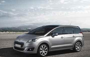 Rimappatura Centralina Peugeot 5008 1.6 bluehdi 120 cv