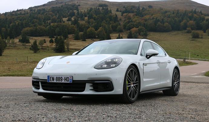 Rimappatura Centralina Porsche Panamera 2.9t e-hybrid 462 cv