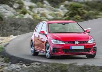 Rimappatura Centralina Volkswagen Golf 7 2.0 tsi gti performance 245 cv