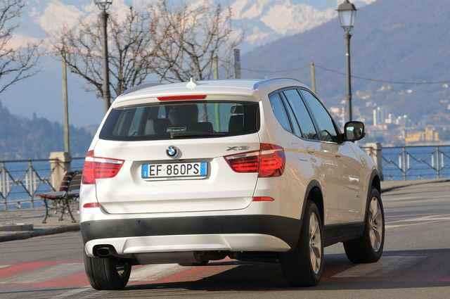 Rimappatura centralina BMW X3 2.0 D 190CV