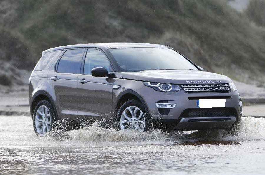 Rimappatura centralina Land Rover Discovery sport