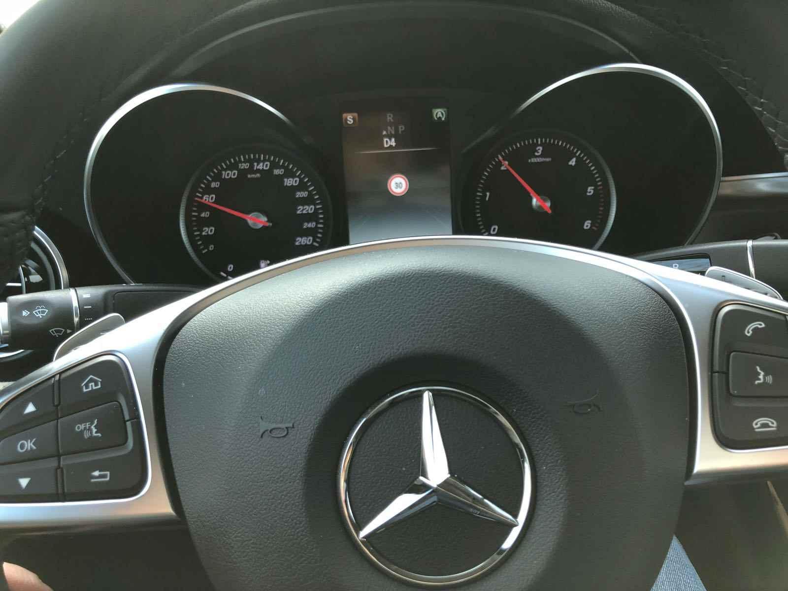Rimappatura centralina Mercedes GLC 250d