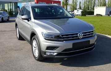 Rimappatura centralina Volkswagen Tiguan MY 2017 2.0 TDI 150cv