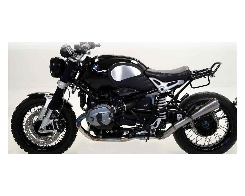 Rimappatura centralina moto BMW nine t euro 4