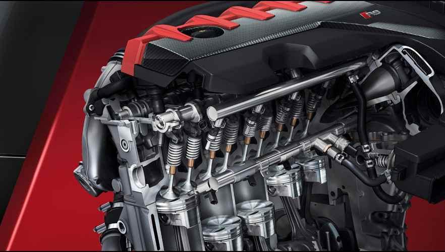 Rimappatura centralina audi RS3 400 cv e TTRS 400 cv my 2017