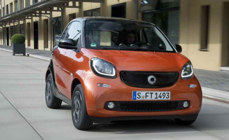 SMART FORTWO MY 2015 900 TURBO
