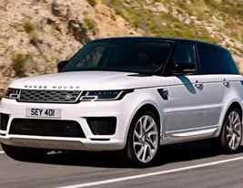 Rimappatura centralina LAND ROVER : Range Rover Sport