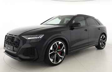 Rimappatura centralina Audi RSQ8 4.0 tfsi 600 cv