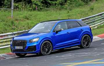 Rimappatura centralina Audi SQ2 2.0 tfsi 300 cv