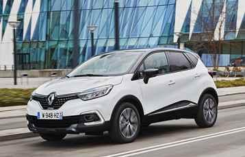 Rimappatura centralina Renault Captur 1.5 dci 110 cv