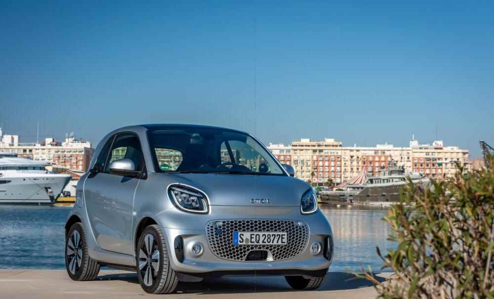 Rimappatura Centralina Smart fortwo my 2015 900 turbo