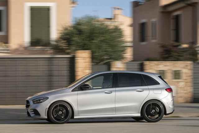 Mercedes Classe b (w247) 200 d 150 cv