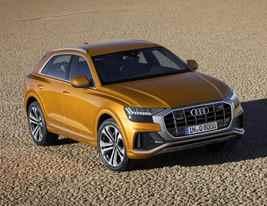 Rimappatura Centralina Audi q8 50 tdi 286 cv