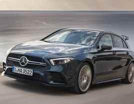 Rimappatura Centralina Mercedes classe A w177 amg a 35 4matic 306 cv