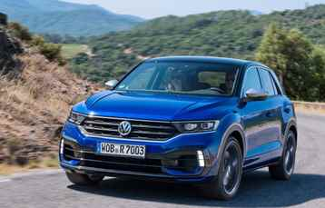 Rimappatura Centralina Volkswagen T-roc R 2.0 tsi 300 cv