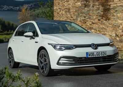 Rimappatura centralina Volkswagen Golf 8 1.5 tsi 150 cv