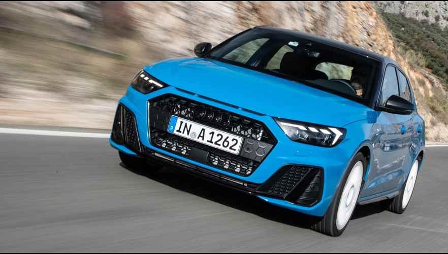 Rimappatura centralina Audi A1 Sportback 2.0 40 tfsi 200 cv