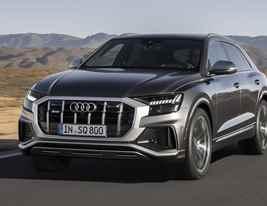 Rimappatura centralina Audi SQ8 tdi v8 4.0 435 cv